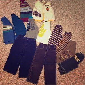 3T boys clothes lot